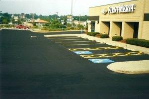 Asphalt Repair - Marion Ohio