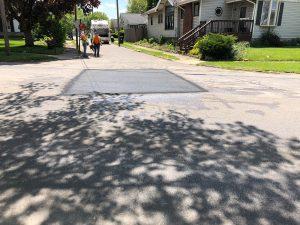 Utility Cut Repairs - Marion Ohio