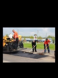 Shopping Center Asphalt Repairs