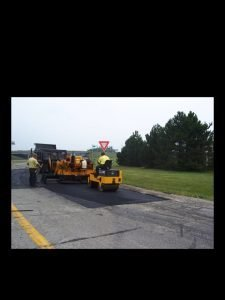 Highway Asphalt Repairs