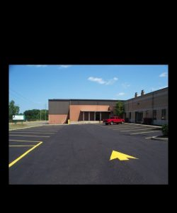 Parking Lot Mill/Repave & Stripe